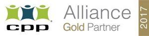 CPP Alliance Gold Partner for MBTI