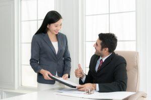 Productivity of Directors and Executive Assistants