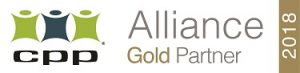 CPP Asia Pacific Alliance Gold Logo - MBTI Team Building Albury Wodonga