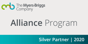 The Myers Briggs Company Alliance Program Silver Partner 2020 - Personality Test